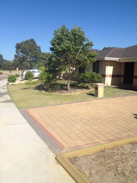 concrete curbing in Perth, WA